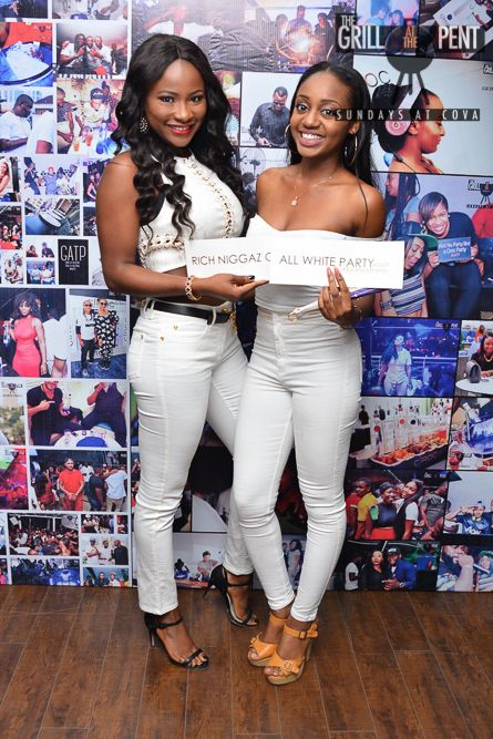 Grill At The Pent All White Soiree - Bellanaija - July2015016