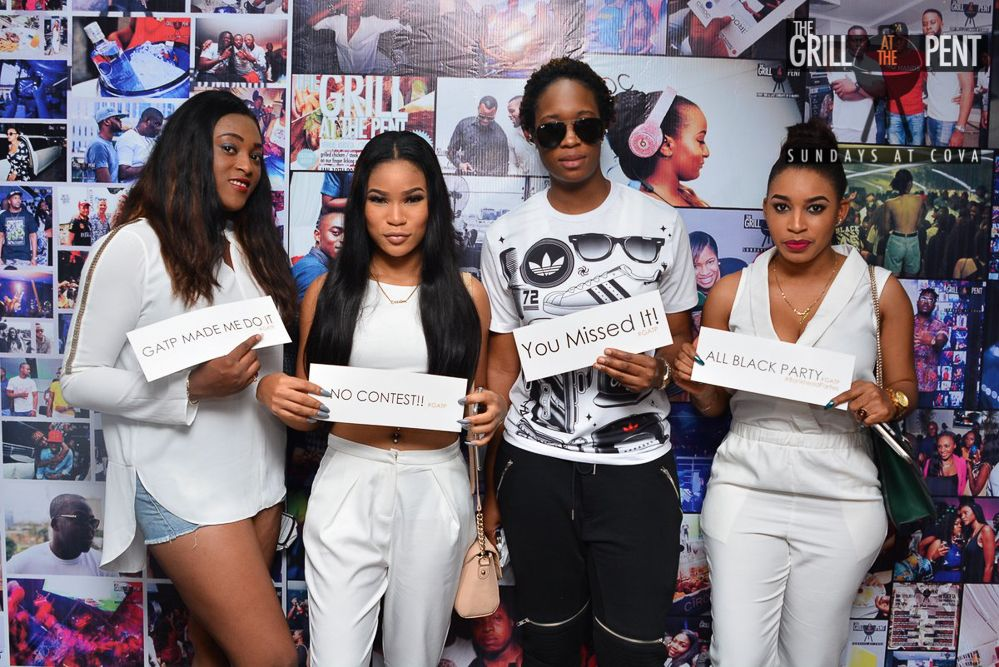 Grill At The Pent All White Soiree - Bellanaija - July2015020