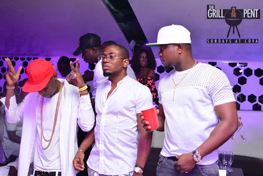 Grill At The Pent All White Soiree - Bellanaija - July2015022
