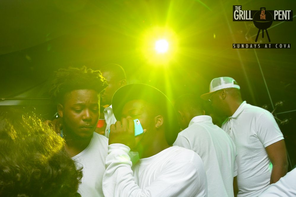 Grill At The Pent All White Soiree