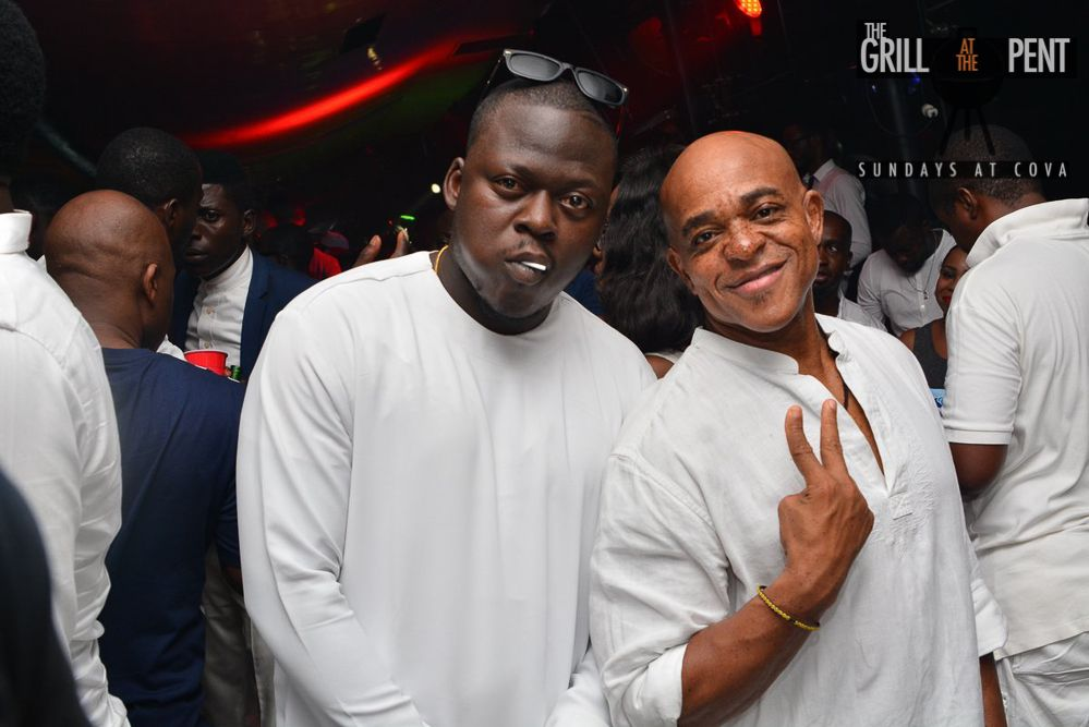 Grill At The Pent All White Soiree - Bellanaija - July2015025
