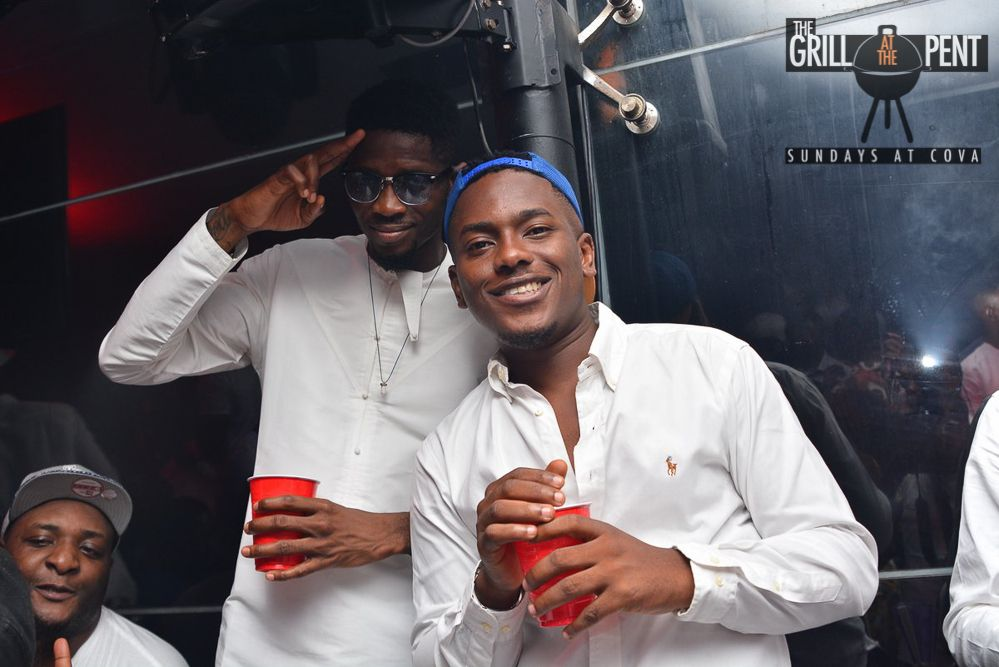 Grill At The Pent All White Soiree - Bellanaija - July2015026