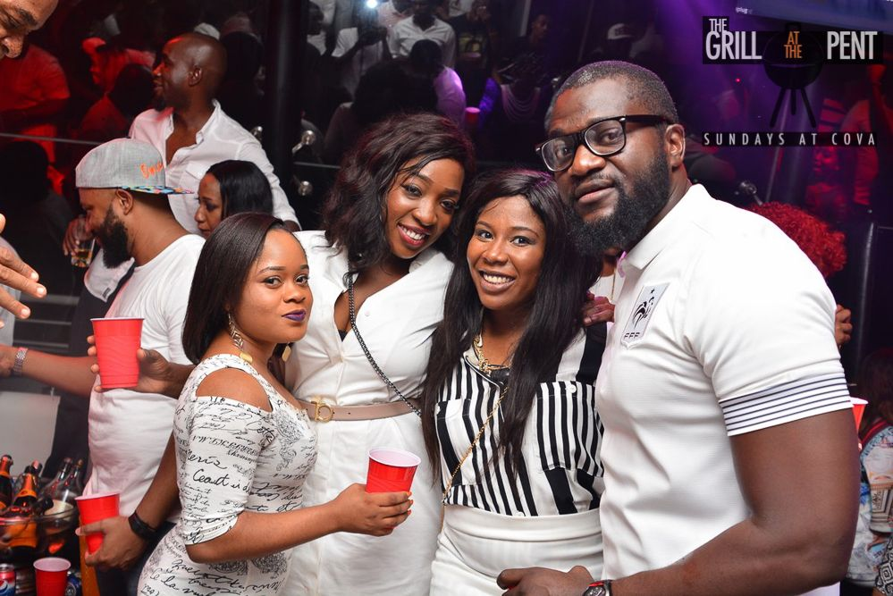 Grill At The Pent All White Soiree - Bellanaija - July2015027