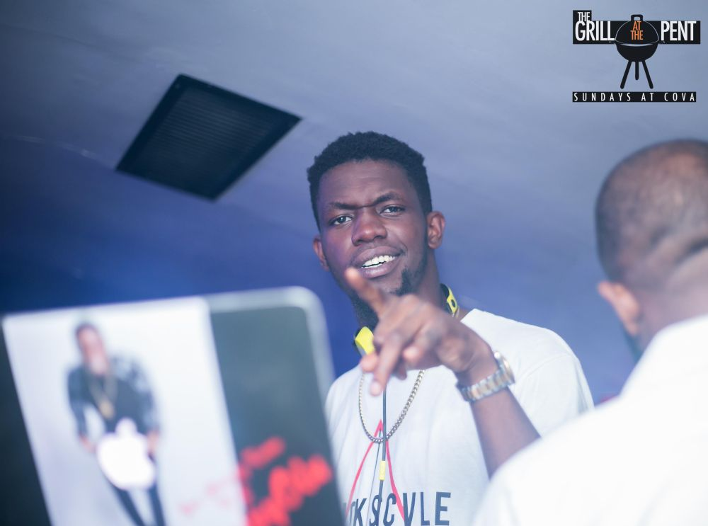 Grill At The Pent All White Soiree - Bellanaija - July2015038