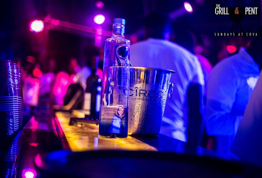 Grill At The Pent All White Soiree - Bellanaija - July2015044