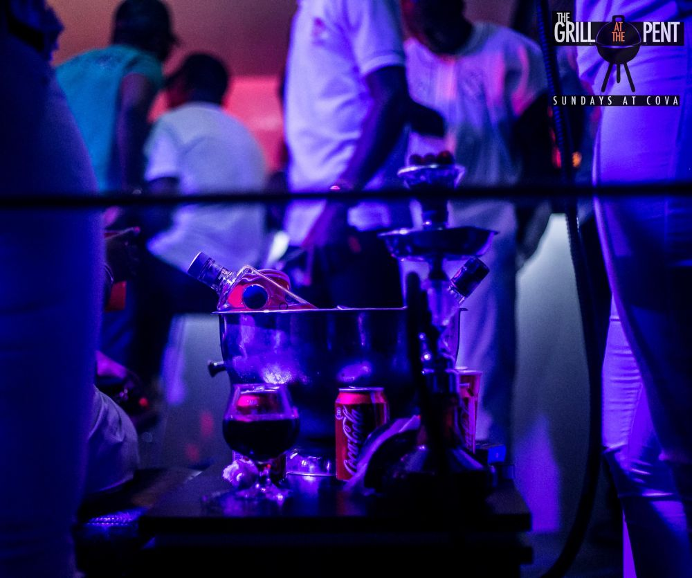 Grill At The Pent All White Soiree - Bellanaija - July2015045