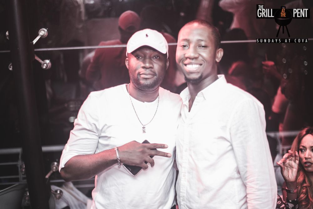 Grill At The Pent All White Soiree - Bellanaija - July2015046