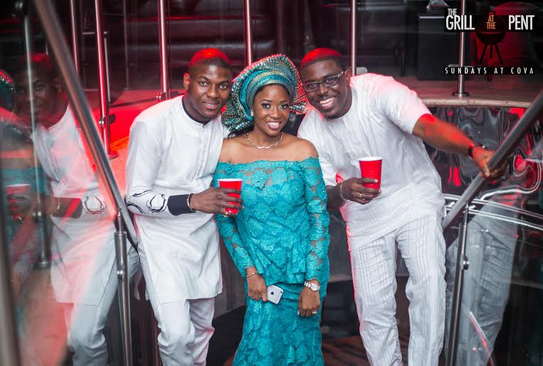 Grill At The Pent Colours of Summer Edition - BellaNaija - July2015009
