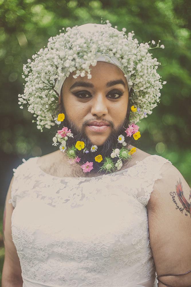 Harnaam Kaur for Urban Bridesmaid Bridal Shoot - BellaNaija - June2015003