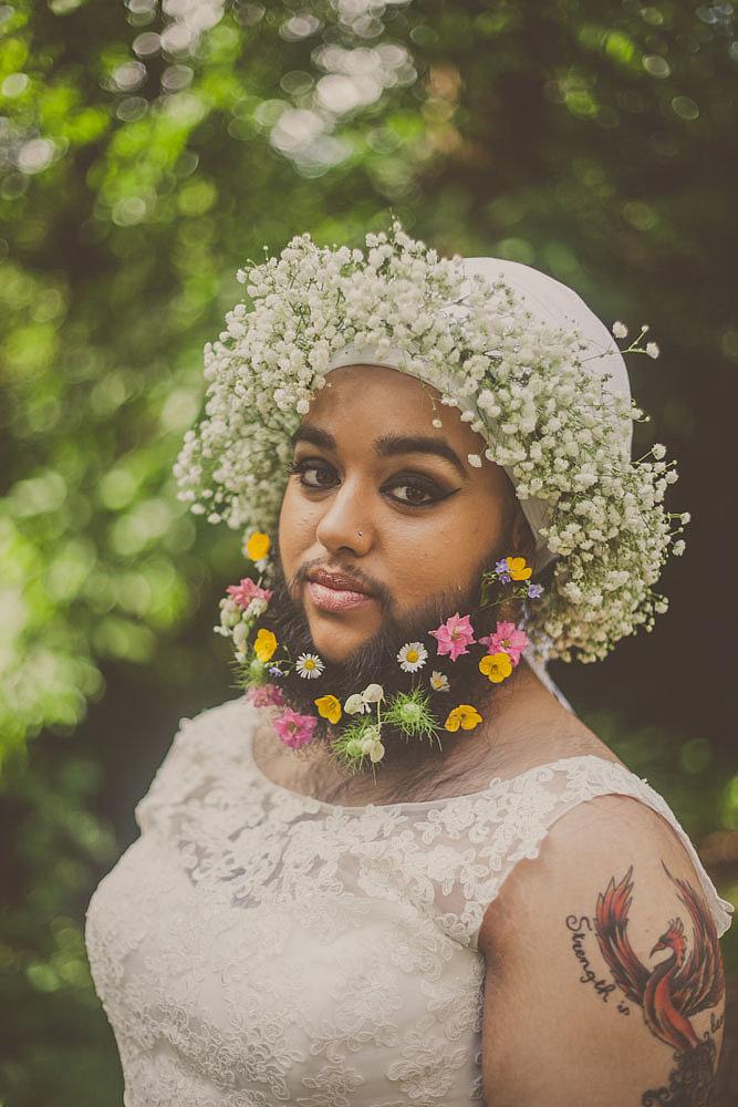 Harnaam Kaur for Urban Bridesmaid Bridal Shoot - BellaNaija - June2015005