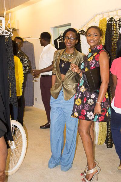 Fifemayo Aiyesimoju & Onah Nwachukwu