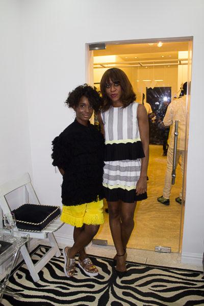 Bubu Ogisi & Ezinne Chinkata
