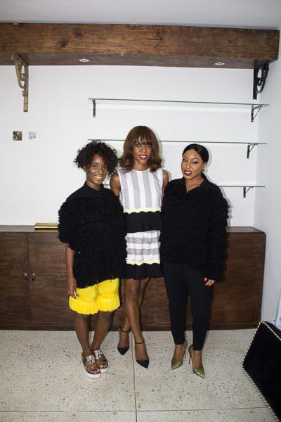 Bubu Ogisi, Ezinne Chinkata & Rita Dominic