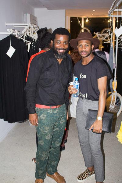 Eny Omeruah & Adebayo Oke-Lawal