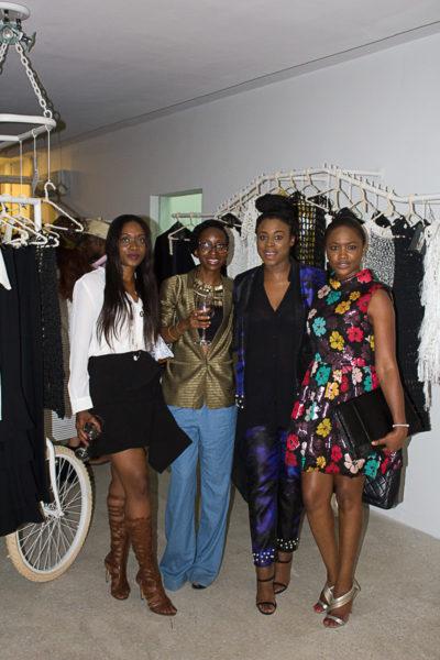 Uju Offiah, Fifemayo Aiyesimoju, Ozinna Anumudu & Onah Nwachukwu