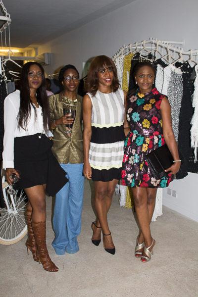 Uju Offiah, Fifemayo Aiyesimoju, Ezinne Chinkata & Onah Nwachukwu