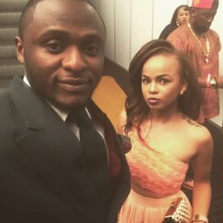 Ify and Ubi Franklin