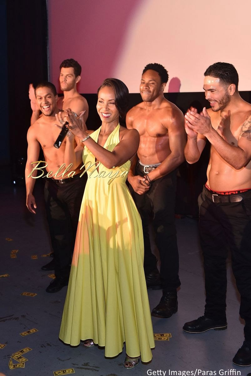 Jada Pinkett Smith Magic Mike XXL Premiere Fashion Looks - Bellanaija - July2015001