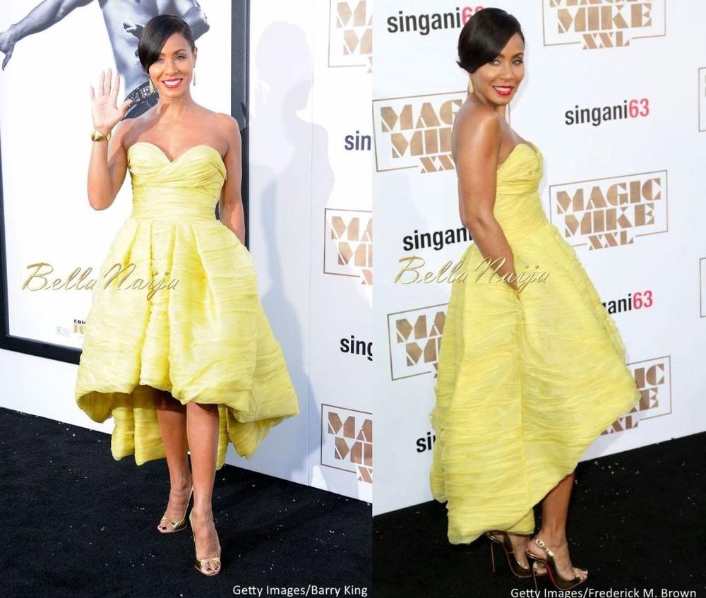 Jada Pinkett Smith Magic Mike XXL Premiere Fashion Looks - Bellanaija - July20150032