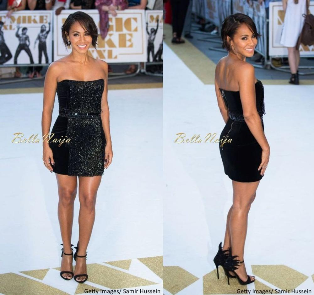 Jada Pinkett Smith Magic Mike XXL Premiere Fashion Looks - Bellanaija - July20150034