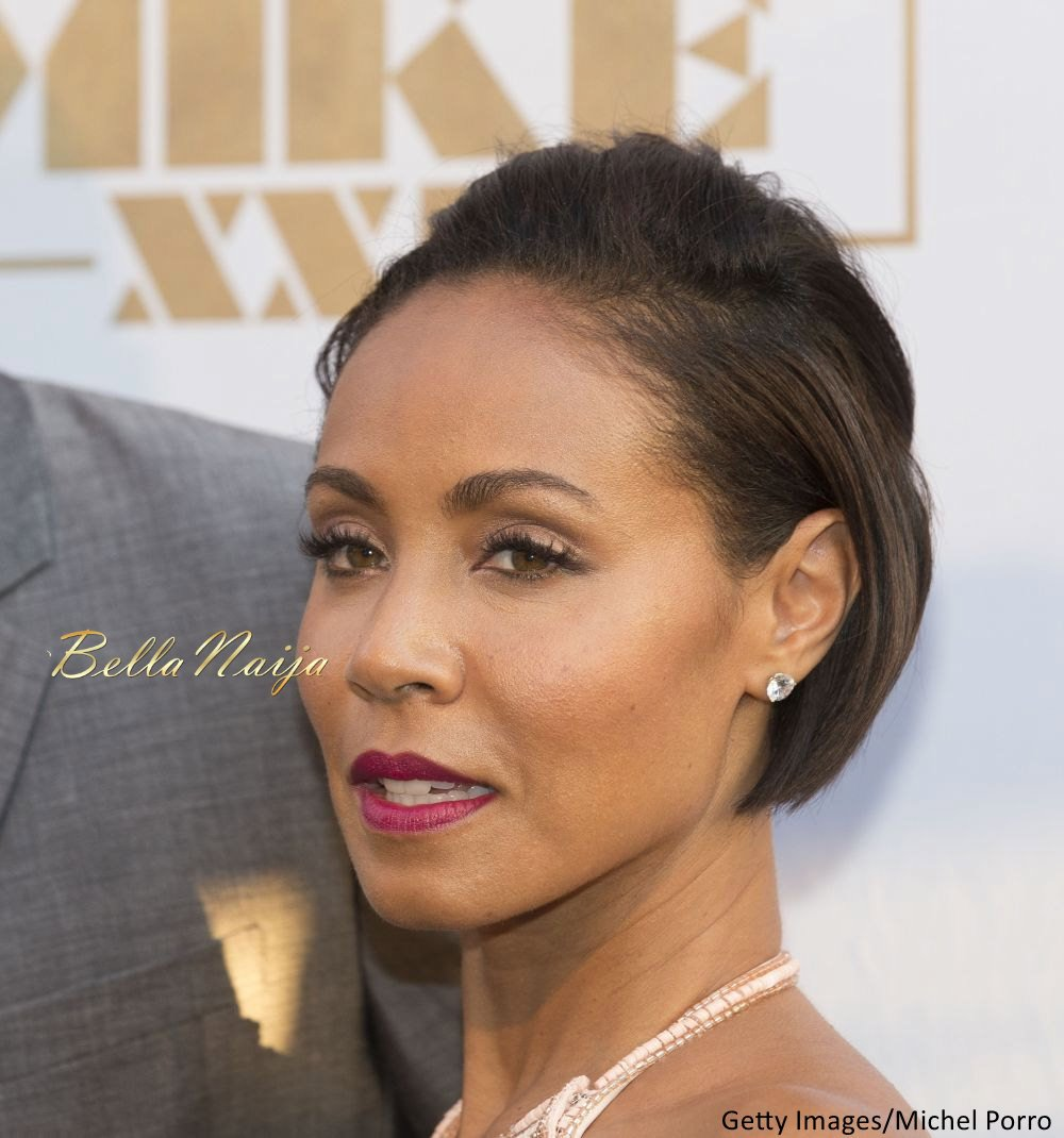 which look is your fave? jada pinkett smith unleashes her