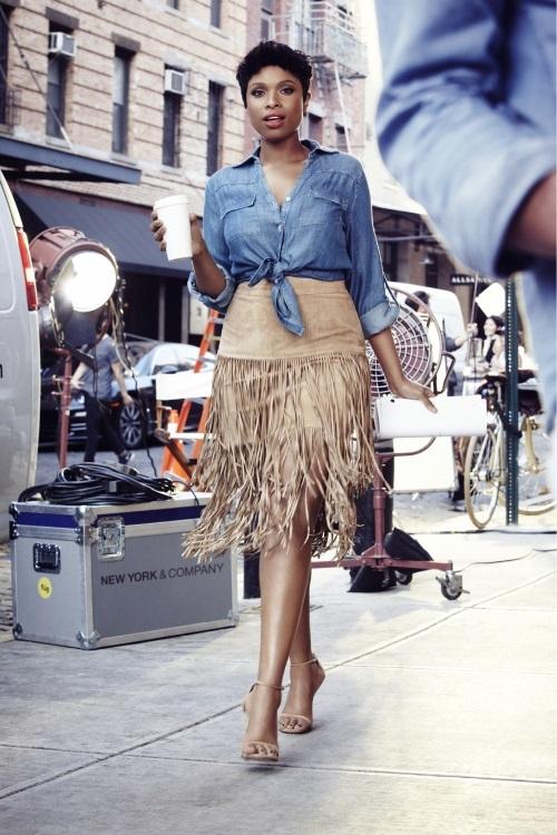 Jennifer Hudson for New York & Company's Soho Jeans Collection - BellaNaija - July2015002