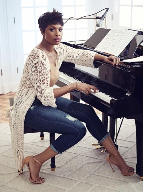 Jennifer Hudson for New York & Company's Soho Jeans Collection - Bellanaija - July2015