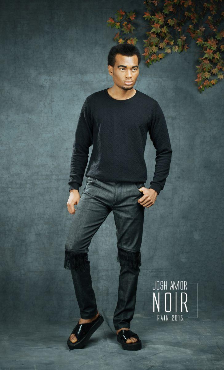 Josh Amor Debuts NOIR for Rain 2015 - Bellanaija - July2015002