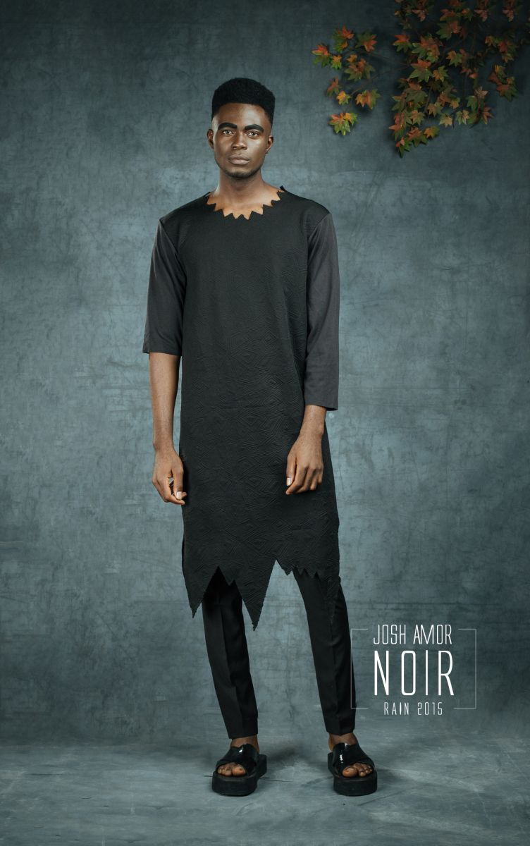 Josh Amor Debuts NOIR for Rain 2015 - Bellanaija - July2015003