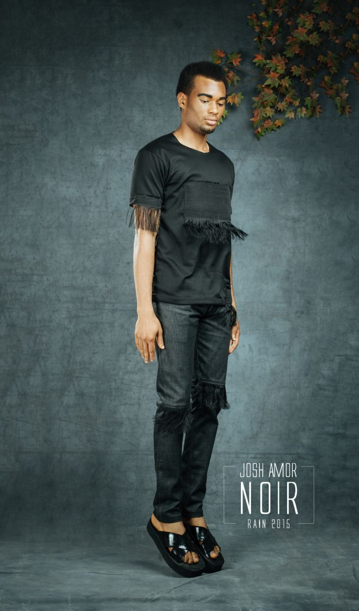 Josh Amor Debuts NOIR for Rain 2015 - Bellanaija - July2015004