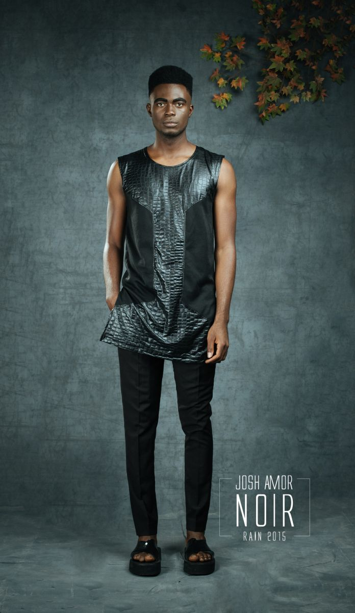 Josh Amor Debuts NOIR for Rain 2015 - Bellanaija - July2015005
