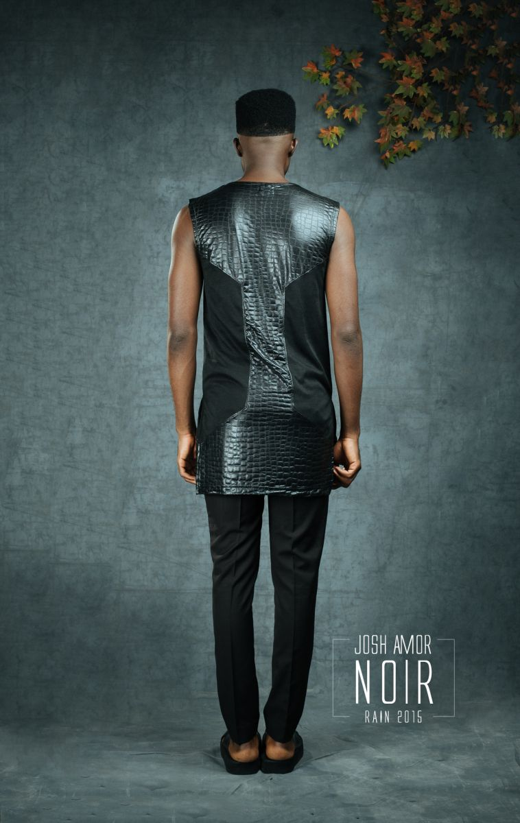 Josh Amor Debuts NOIR for Rain 2015 - Bellanaija - July2015006