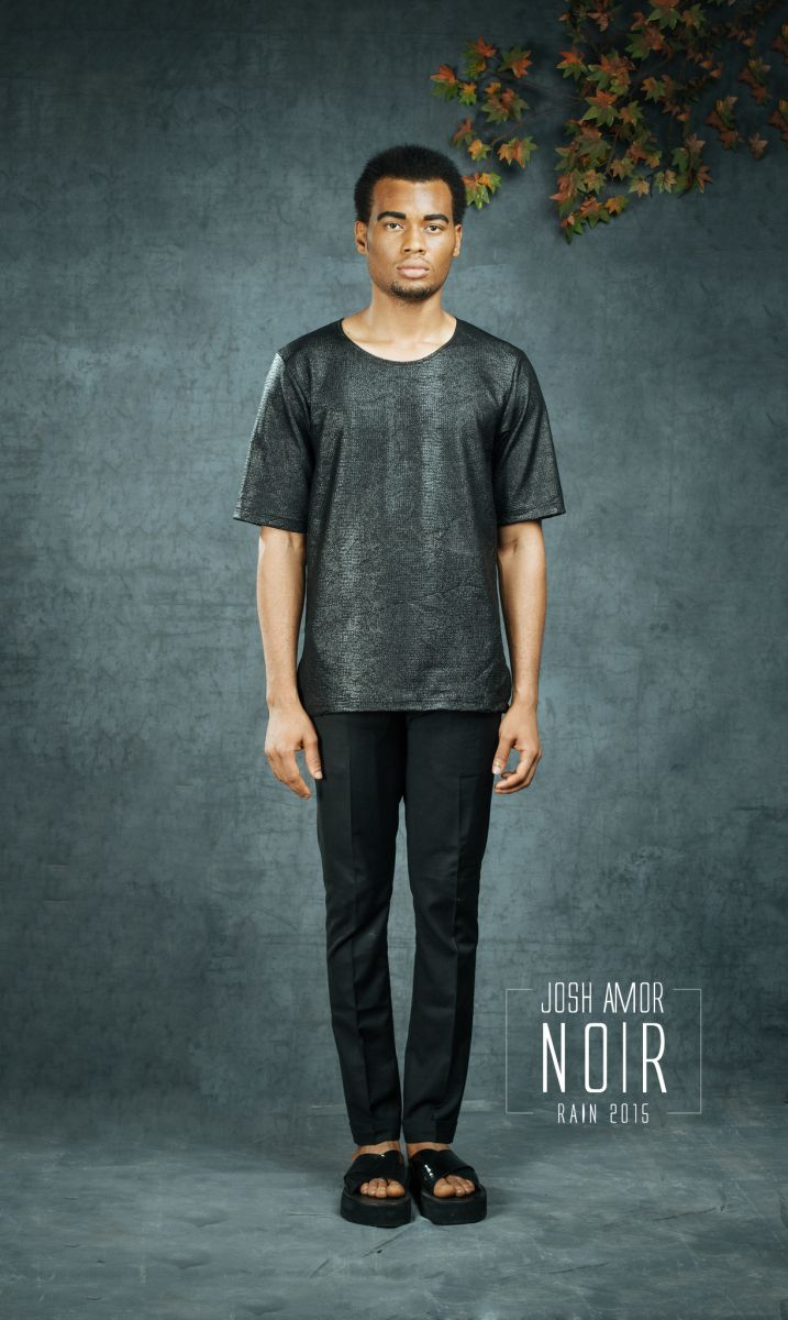 Josh Amor Debuts NOIR for Rain 2015 - Bellanaija - July2015007