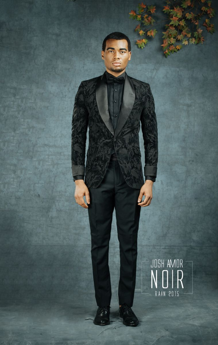 Josh Amor Debuts NOIR for Rain 2015 - Bellanaija - July2015013