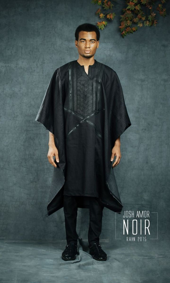 Josh Amor Debuts NOIR for Rain 2015 - Bellanaija - July2015014