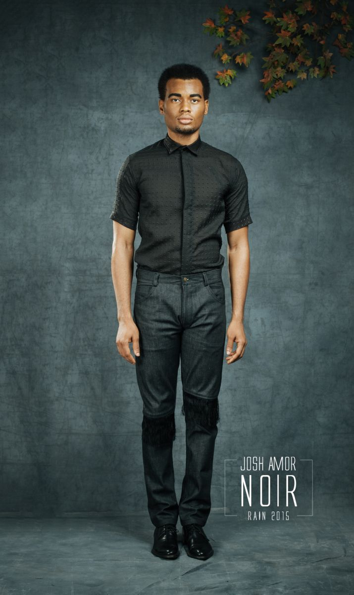 Josh Amor Debuts NOIR for Rain 2015 - Bellanaija - July2015020