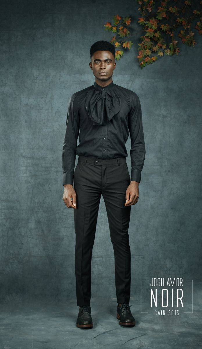 Josh Amor Debuts NOIR for Rain 2015 - Bellanaija - July2015022