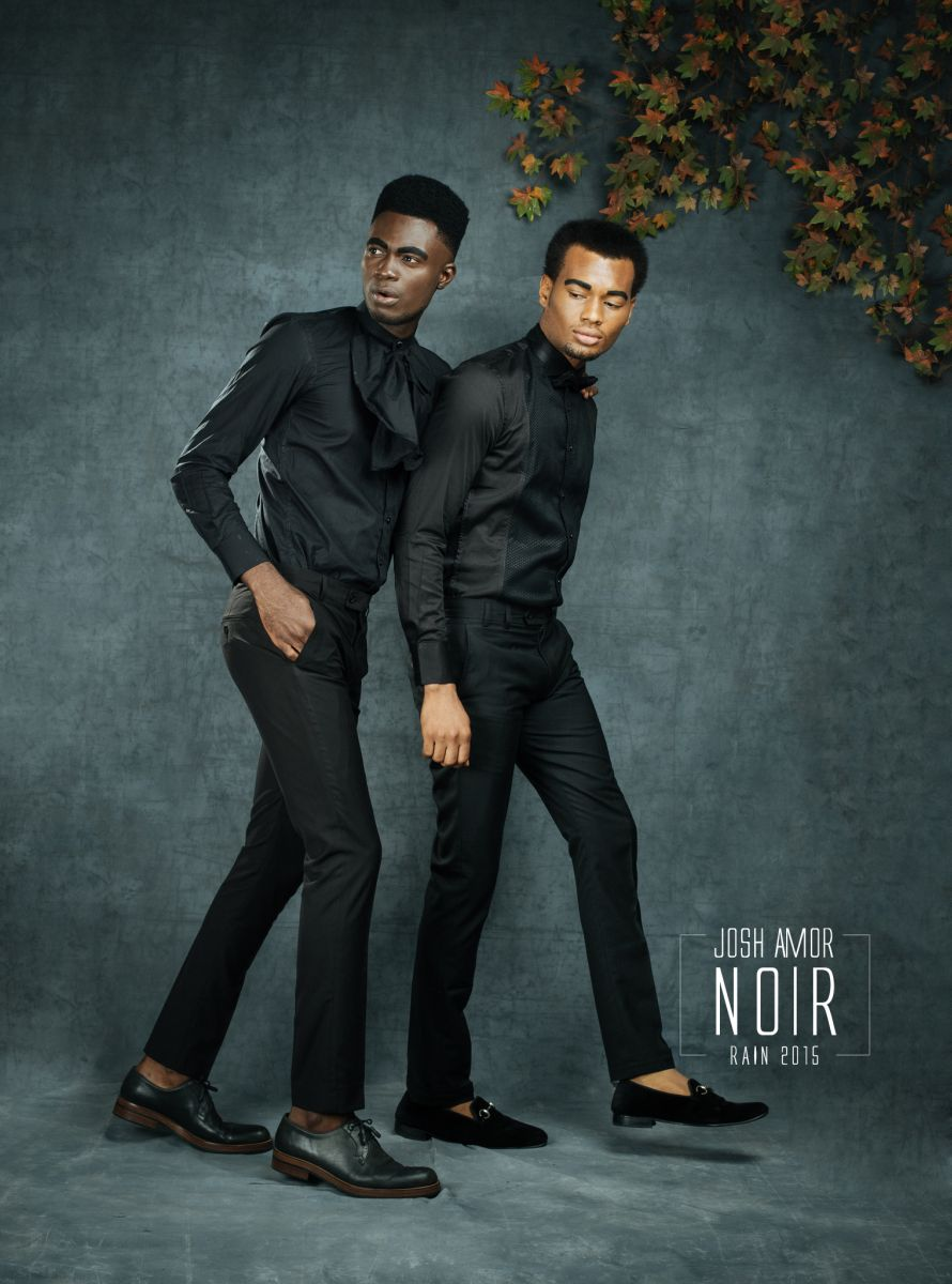 Josh Amor Debuts NOIR for Rain 2015 - Bellanaija - July2015023