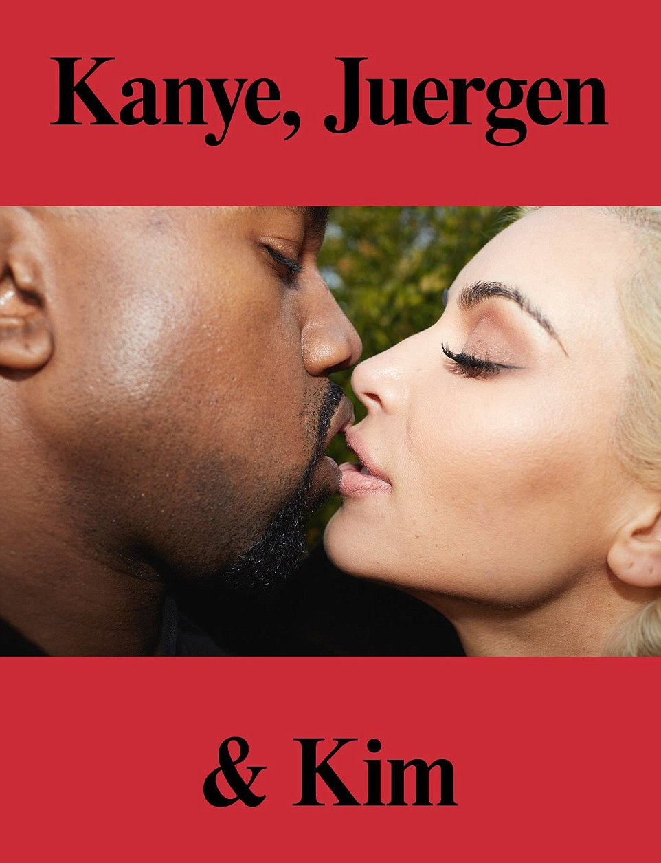 Kim Kardashian & Kanye West fro Systems Magazine - BellaNaija - July2015006