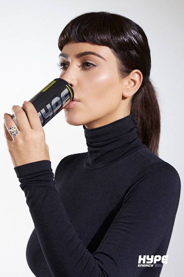 Kim Kardashian for Hype Energy - BellaNaija - July2015