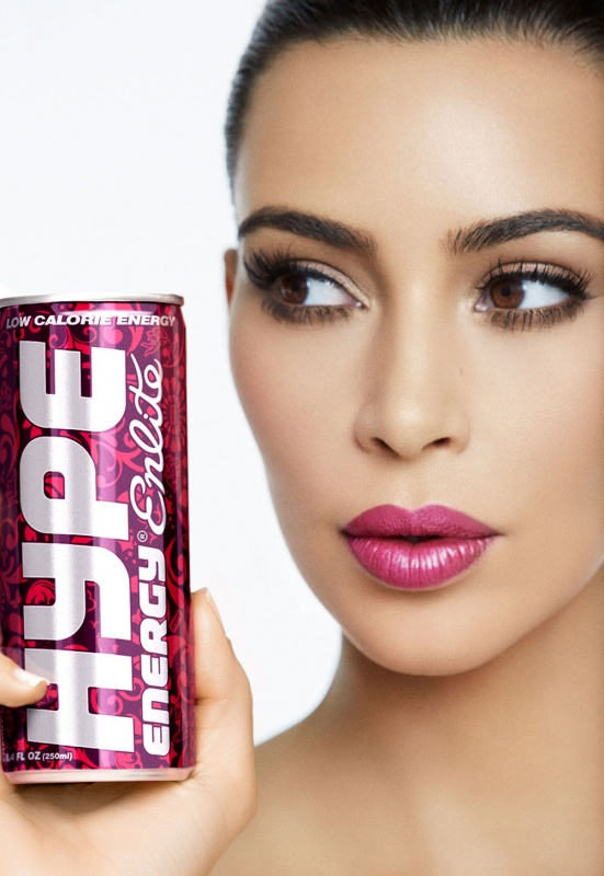 Kim Kardashian for Hype Energy - BellaNaija - July2015001