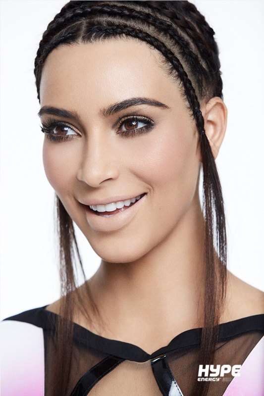 Kim Kardashian for Hype Energy - BellaNaija - July20150016