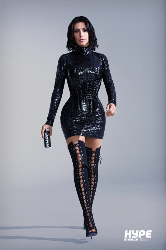 Kim Kardashian for Hype Energy - BellaNaija - July20150018