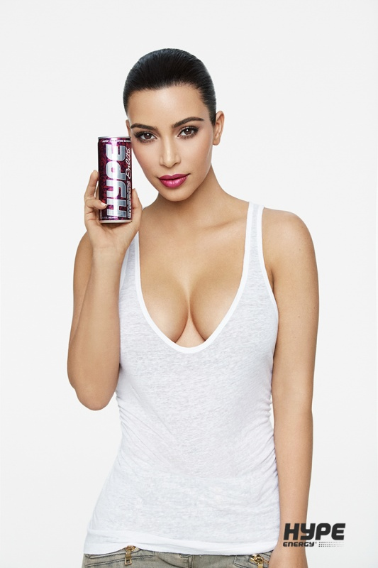 Kim Kardashian for Hype Energy - BellaNaija - July2015006
