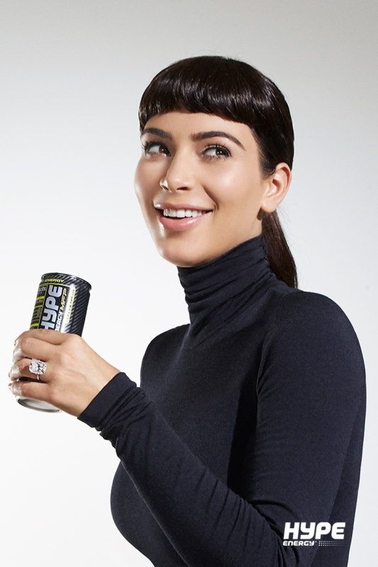 Kim Kardashian for Hype Energy - BellaNaija - July2015008