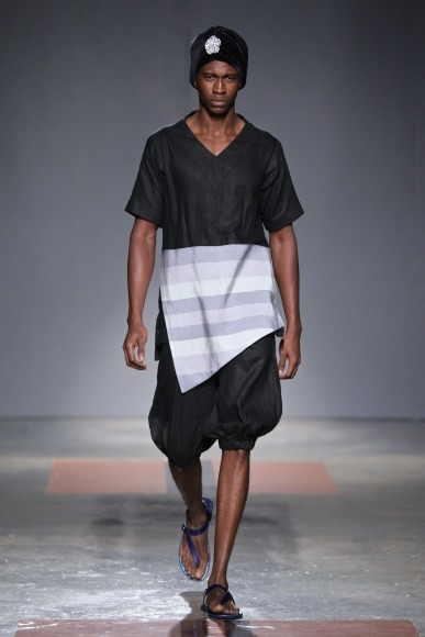 Kola Kuddus South Africa Menswear Week 2015 - BellaNaija - July2015