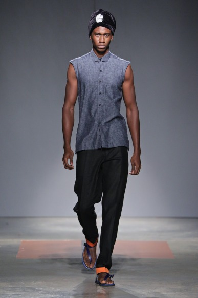 Kola Kuddus South Africa Menswear Week 2015 - BellaNaija - July20150010