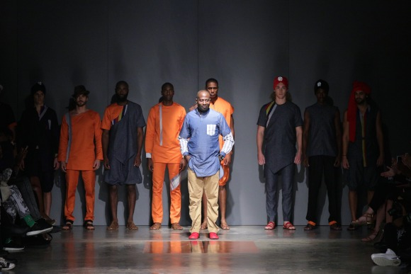 Kola Kuddus South Africa Menswear Week 2015 - BellaNaija - July20150018