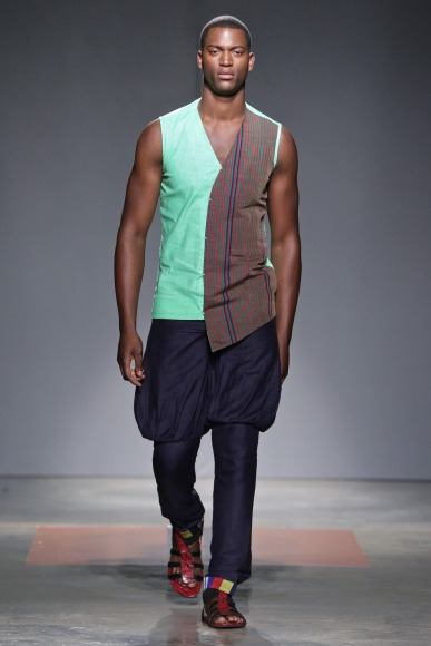 Kola Kuddus South Africa Menswear Week 2015 - BellaNaija - July2015003