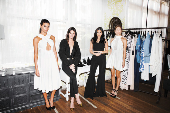 Kylie & Kendall Jenner Footwear Designs - BellaNaija - July2015